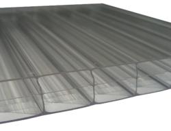 Plaque De Polycarbonate Thermoclear Sunclear Profil De