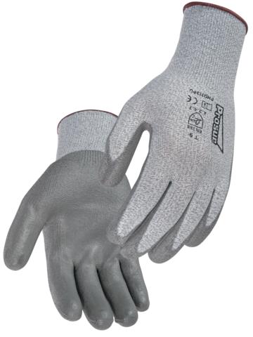 gants anti coupures hdpe singer enduit pu gris pehd protection de la main e p i. Black Bedroom Furniture Sets. Home Design Ideas
