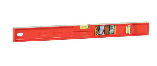 Stanley 1-42-254 Niveau rectangulaire TMLH 80 cm