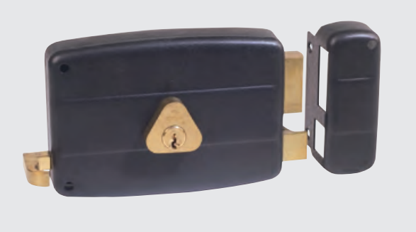 serrure cisa normbau qpe08012 serrure en applique 1. Black Bedroom Furniture Sets. Home Design Ideas