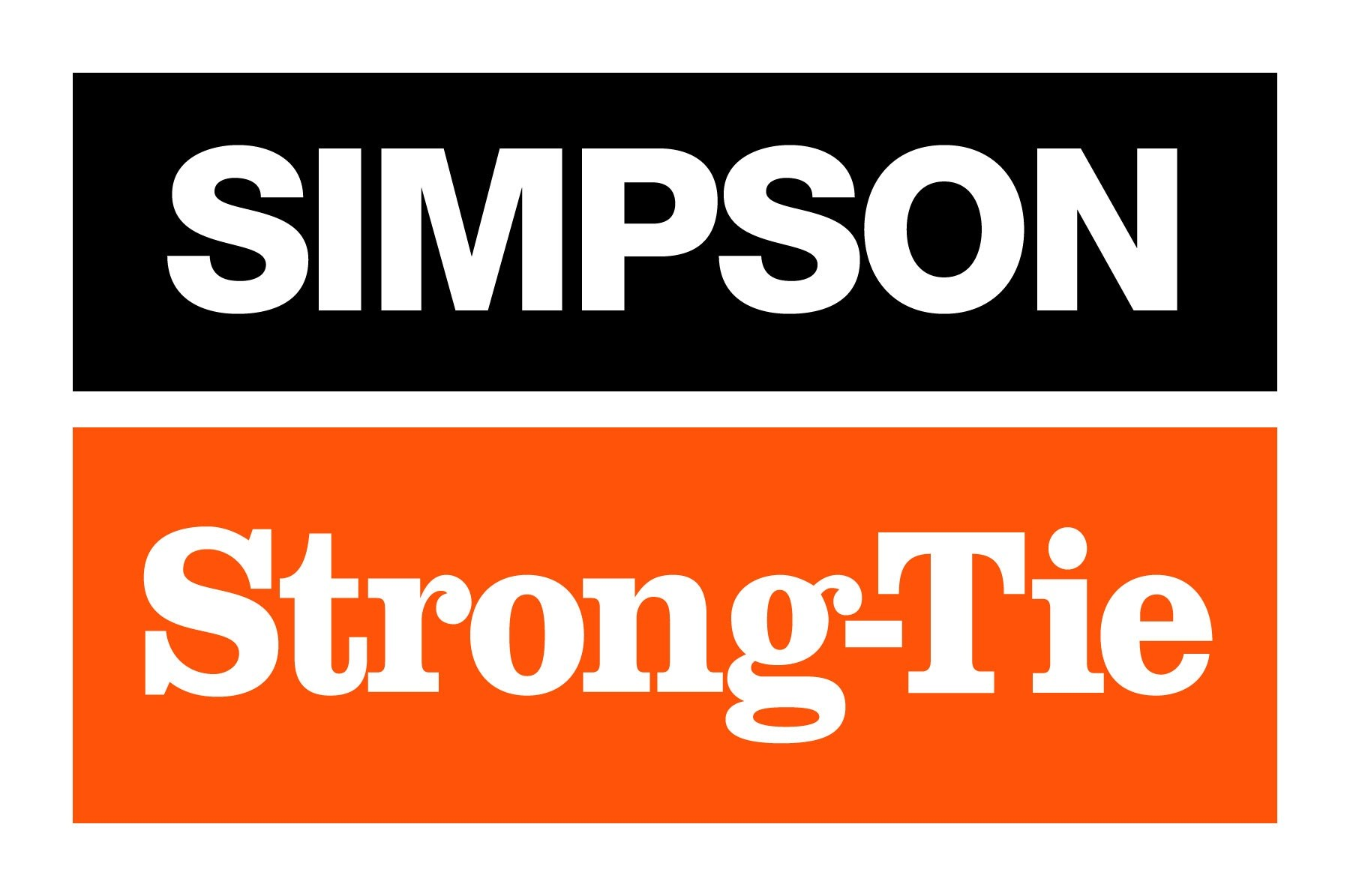 Simpson - Strong tie