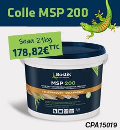 Colle BOSTIK MS polymère MSP 200 21 kg